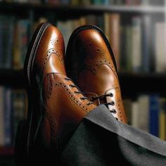 Home page : classic English shoes & boots