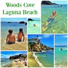 Woods Cove Laguna Beach