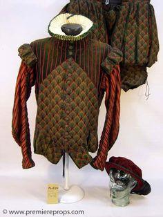 "Ned Allyn's suit  ""Shakespeare in Love"""