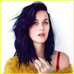 Soo... how do I get my hair this color? #katyperry