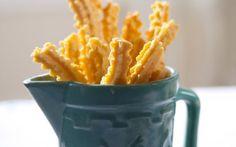 Cheese Straws Recipe by Trisha Yearwood