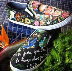 Frida Kahlo hecho a mano