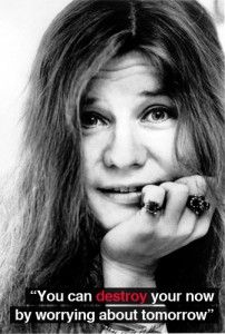 I am pretty sure this is my favorite quote by the GREAT Janis Joplin.