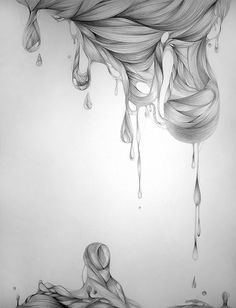 Hairliquid by Eibatova Karina, via Flickr