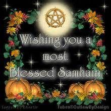 'Twas the Night Before Samhain Samhain Halloween, Halloween Cards, Happy Halloween, Halloween Decorations, Winter Equinox, Blessed Samhain, Autumn Witch, Lantern Tattoo, Twas The Night
