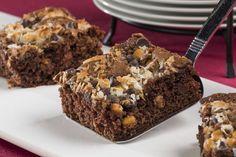 Chocolate Surprise Cake | mrfood.com
