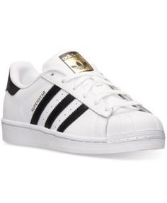 adidas Women's Superstar Casual Sneakers from Finish Line | macys.com, Nordstrom size 8.5