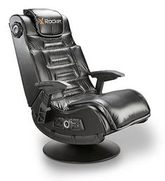 Gaming Chair Reviews 2016 Dark Gray 10 Best Top Video Wireless Chairs In X Rocker 51396 2 1 Computer