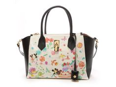 Disney x Samantha Thavasa Mickey & Minnie Mouse Tote Bag Cato Friend JAPAN
