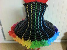 Balloon Dress made for Halloween