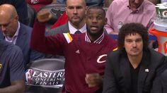 LeBron James and Cavs Take 2-0 Series Lead