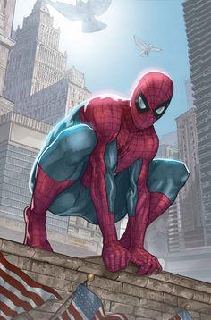 Peter Parker is back