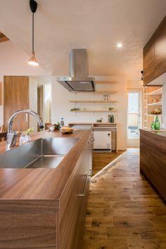 アイスタイル【姫路】(新築|戸建て|自然素材|健康住宅|注文住宅|平屋|キッチン)