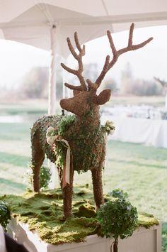 Hunting Wedding, Deer Wedding, Whimsical Wedding, Rustic Wedding, Wedding Flowers, Wedding Bells, Romantic Wedding Inspiration, Real Weddings, Summer Weddings