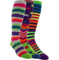 Reebok Knee High Fashion Socks