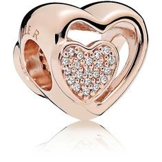 Official Pandora ROSE Joined Together Heart Charm from The Jewel Hut. Highest rated Pandora retailer - shop today and get FREE delivery. Silver Locket Necklace, Silver Lockets, Pandora Bracelet Charms, Pandora Jewelry, Charm Jewelry, Gold Jewelry, Jewellery, Pandora Heart Charm, Cheap Pandora