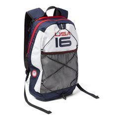 Polo Ralph Lauren White Team USA 2016 Olympics Backpack