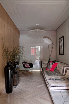 Taipei Apartment Becomes a Design Studio & Residence.