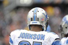 Calvin Johnson will reportedly retire.