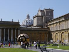 Vatican museums, Roma