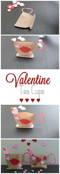 Kids Valentines Day Craft Idea - http://kidpep.com/blog/kids-valentines-day-craft-idea/