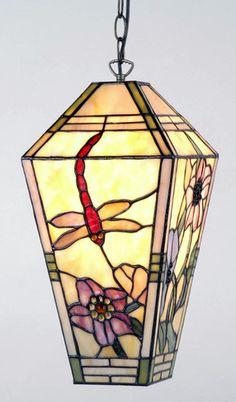 tiffany style pendant from ebay