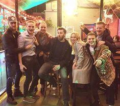Weekend hygge is on 😉🍻 Repost from Vikings Tv Show Cast, Vikings Tv Series, Rollo Lothbrok, Sons Of Ragnar, Gustaf Skarsgard, Viking Series, Ivar The Boneless, Alex Hogh Andersen, Viking Life