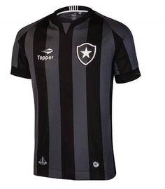 Camisas do Botafogo 2016-2017 Topper 9a529d0135997
