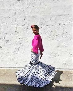 Flamenca Verano Malaga Anita Pérez