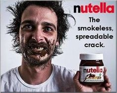 I don't like Nutella but this is so funny