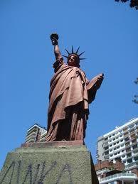 barrancas de belgrano Statue Of Liberty, Travel, Buenos Aires, Places, Statue Of Liberty Facts, Viajes, Statue Of Libery, Destinations, Traveling