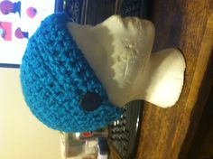 Chemo cap made for Hooked on Hope Crocheters