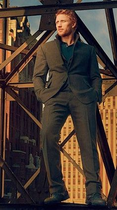 """Kevin McKidd photo by Annie Leibovitz for the 2012 MacAllan """"Masters of Photography"""" ad campaign."""