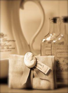 Girly pleasures, via Flickr. #bottle #antique
