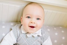 Chrzest Szymona   Szymon's Baptism. babyboy 6months. Blue eyes and smile. Blue Eyes, Documentaries, Smile, Laughing