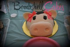 Cow cake #bombshellcakes #atlanta #cakesinatl #cake #happybirthday #toddler #yum #cowcake #barnyardcake #farmcake #cowboycake #atlcakeartist #covington #lithonia #fondant #edible #atlcakes