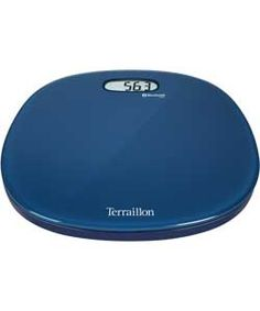 Buy Terraillon Web Coach One Blue Body Analyser Bathroom Scale at Argos.co.uk, visit Argos.co.uk to shop online for Bathroom scales