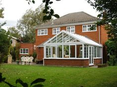 Gable End Conservatories, Conservatory, Sun Rooms Conservatory, Sunroom, Shed, Outdoor Structures, Windows, Sunrooms, Winter Garden, Winter Garden, Greenhouses