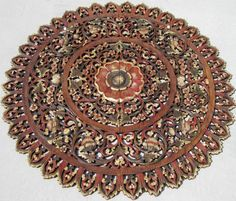 Thai teak wood panel Teak Wood, Wood Paneling, Wood Carving, Stained Glass, Wicked, Crochet, Sweet, Crafts, Home Decor