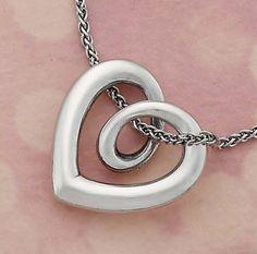 Heart Strings Pendant #JamesAvery #Heart #Valentines #jewelry