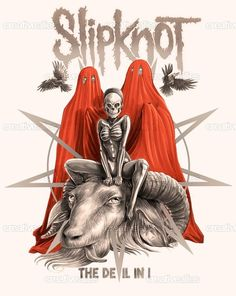 Check out this design by TimoGrubing for the @Slipknot T-Shirt design contest on Creative Allies!