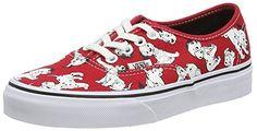Vans Authentic Shoes (Disney) Dalmatians Unisex Red Sneak... https://www.amazon.com/dp/B00WVXHVME/ref=cm_sw_r_pi_dp_x_Z..5xb320MTDS