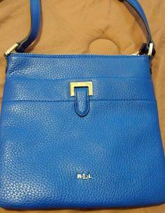 NEW Lauren by Ralph Lauren blue crossbody handbag purse #LaurenbyRalphLauren #MessengerCrossBodyCheck out NEW Lauren by Ralph Lauren blue crossbody handbag purse #LaurenbyRalphLauren http://www.ebay.com/itm/NEW-Lauren-by-Ralph-Lauren-blue-crossbody-handbag-purse-/263101115632?roken=cUgayN&soutkn=25tKuz via @eBay