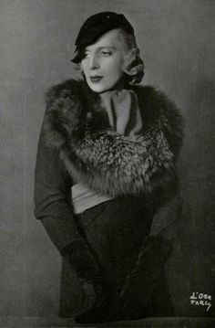 Tamara de Lempicka, 1933. @designerwallace