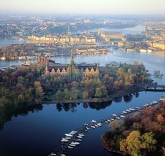 Sweden. a place where people are educated, interesting, and good looking as well...... gotta get here some day