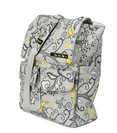 I love this pattern. But I've stopped carrying a diaper bag. I think I'd bring it back for this.