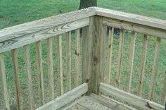 deck railing - Recherche Google