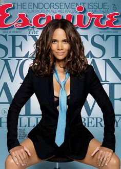 Estilo Halle Berry, Halle Berry Style, Halle Berry Hot, Hally Berry, Sexy Women, Sexiest Women, Meagan Good, Wigs For Black Women, Esquire
