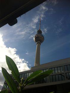 #Berlin #Germany #Funkturm