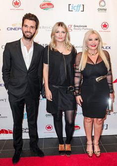 AMBI Group founders Andrea Iervolino and Monika Bacardi with the actress Mischa Barton arriving on ICFF 2015 in Toronto, Canada! Mischa Barton, Bacardi, Toronto Canada, Film Festival, Actresses, Group, Contemporary, Female Actresses, Bacardi Cocktail